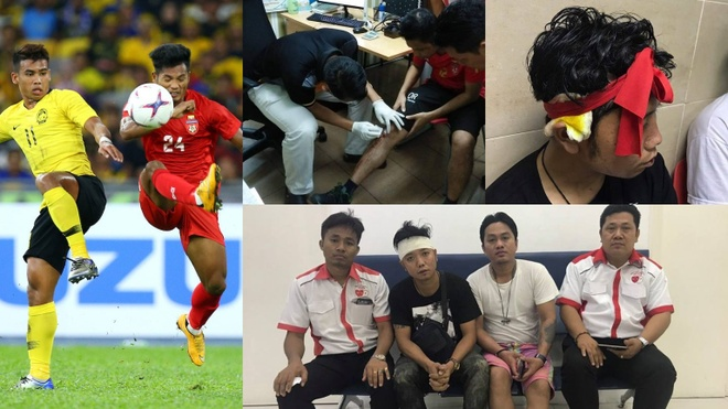 CDV Myanmar bi tan cong o Malaysia du doi nha thua cuoc hinh anh 1