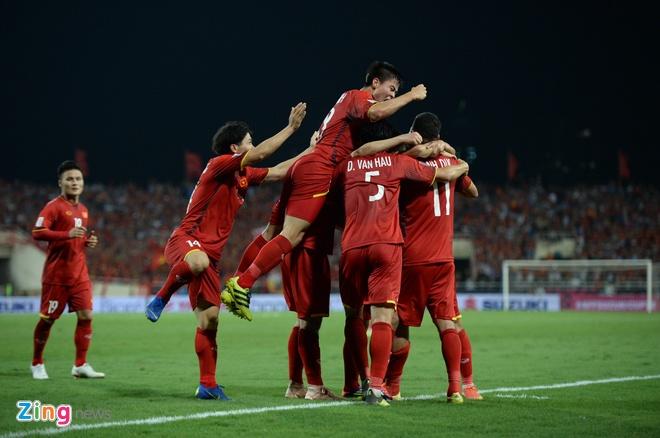 doi tuyen Viet Nam,  Philippines vao ban ket,  AFF Cup anh 2