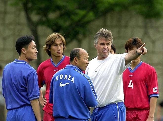 Park Hang-seo va Eriksson: Tu World Cup 2002 den AFF Cup 2018 hinh anh 1