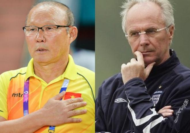 Park Hang-seo va Eriksson: Tu World Cup 2002 den AFF Cup 2018 hinh anh