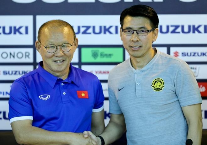HLV Malaysia khong muon danh gia Thai Lan qua manh hinh anh