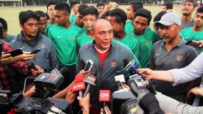LDBD Indonesia: Doi tuyen thua o AFF Cup vi su dung nhieu cau thu U23 hinh anh 1