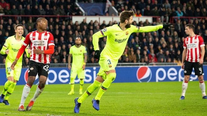 Messi thua nhan duong kien tao cho Pique la pha da phat loi hinh anh 1