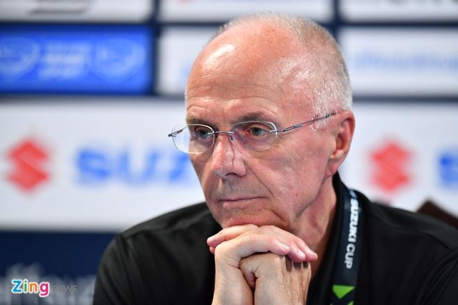 HLV Eriksson: 'Viet Nam la doi manh nhat ma toi gap o AFF Cup' hinh anh 1