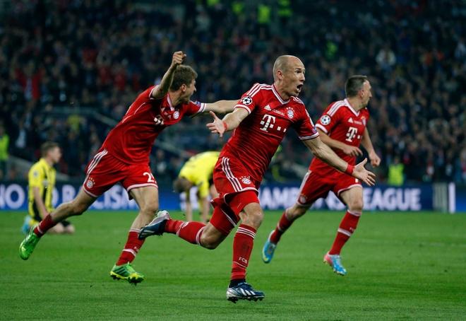 Robben chia tay Bayern Munich sau mot thap ky gan bo hinh anh 1
