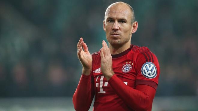Robben chia tay Bayern Munich sau mot thap ky gan bo hinh anh