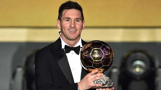 'That ky la khi Messi vang mat trong cuoc dua gianh Qua bong vang' hinh anh 1