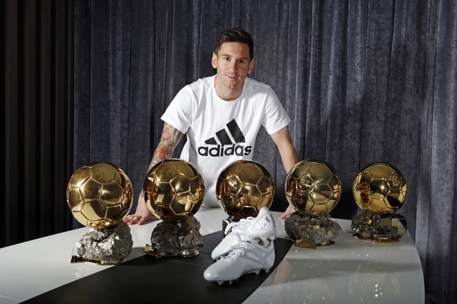 'That ky la khi Messi vang mat trong cuoc dua gianh Qua bong vang' hinh anh