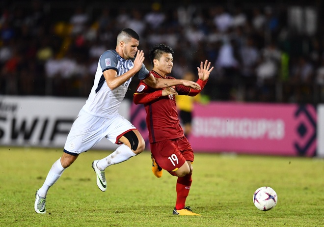 Alvaro Silva gui loi khen dac biet toi Quang Hai sau khi thua Viet Nam hinh anh