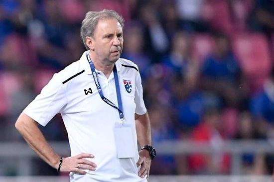 Malaysia vao chung ket AFF Cup va tro dua so phan cua HLV Thai Lan hinh anh