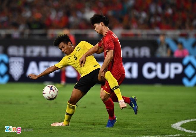 Malaysia dang di dung duong vo dich cua Viet Nam tai AFF Cup 2008 hinh anh 1