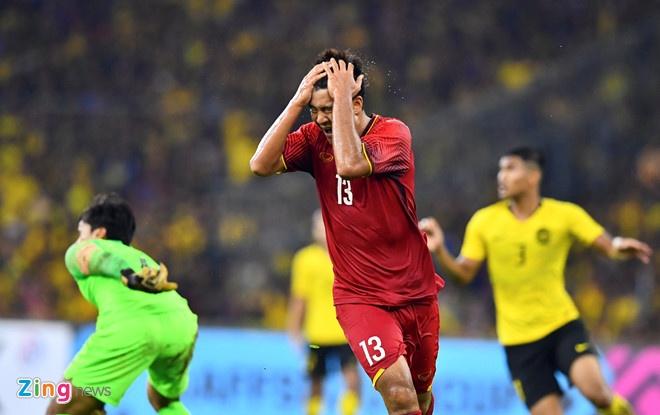 HLV Park Hang-seo tiec nuoi vi khong the thang Malaysia hinh anh 2
