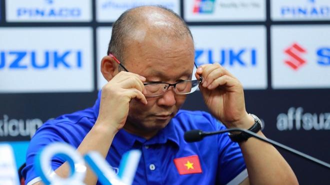 HLV Park Hang-seo tiec nuoi vi khong the thang Malaysia hinh anh