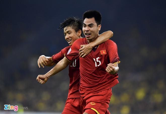 Tuyen Viet Nam co nhieu cau thu ghi ban nhat tai AFF Cup hinh anh 1