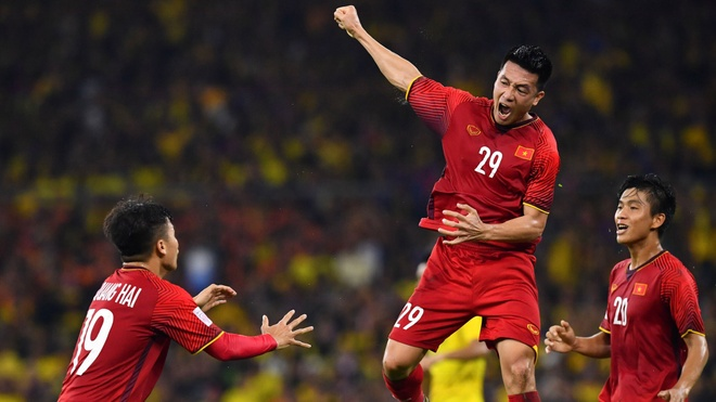 Viet Nam vs Malaysia: Anh Duc da chinh, Duc Huy du bi hinh anh