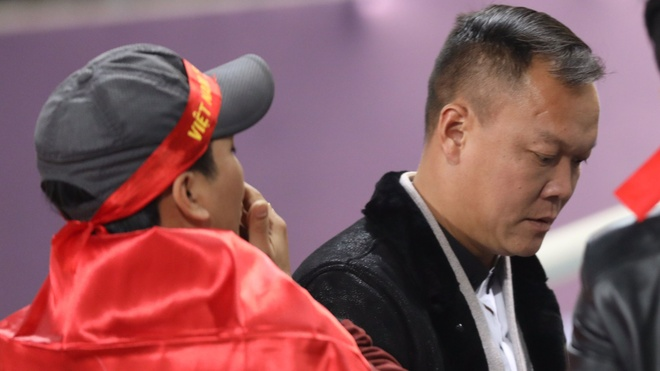 Viet Nam vs Malaysia: 'The he vang 2008' den san My Dinh hinh anh