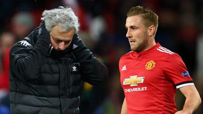 Luke Shaw: 'Nhung gi Mourinho lam xung dang duoc ton trong' hinh anh