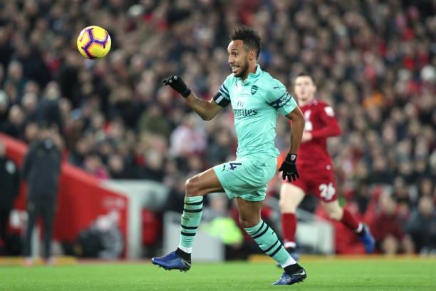 Thong ke hai huoc cua tien dao Arsenal truoc Liverpool hinh anh