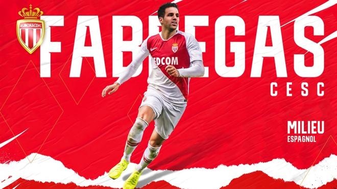 Fabregas tai ngo Thierry Henry o AS Monaco hinh anh