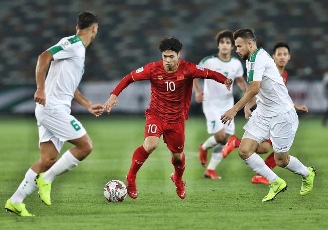 Doi tuyen Viet Nam gap Jordan o vong 1/8 Asian Cup 2019 hinh anh