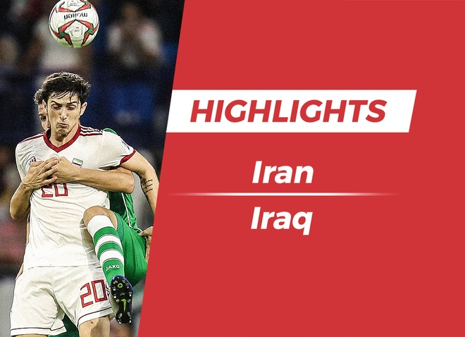 Highlights Asian Cup 2019: Iran 0-0 Iraq hinh anh