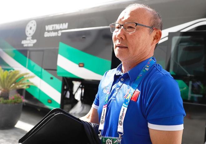 HLV Park Hang-seo tin tuyển Việt Nam sẽ đi tiếp tại Asian Cup 2019