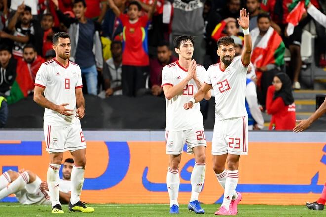 Highlights Asian Cup 2019: Iran 2-0 Oman hinh anh