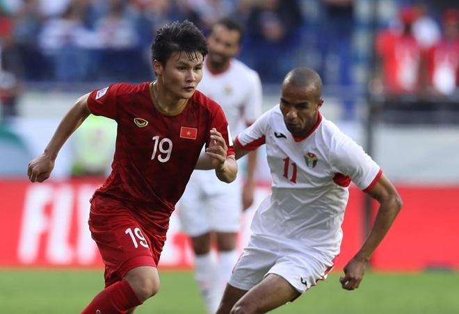 Cong Phuong, Quang Hai da chinh trong tran tu ket gap Nhat Ban hinh anh