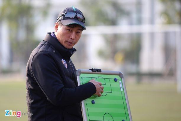 HLV Han Quoc muon co Quang Hai trong doi hinh cua CLB Ulsan hinh anh 1