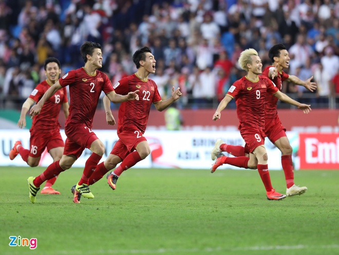 FIFA: 'Tuyen Viet Nam lien tuc gay an tuong tai Asian Cup' hinh anh 1