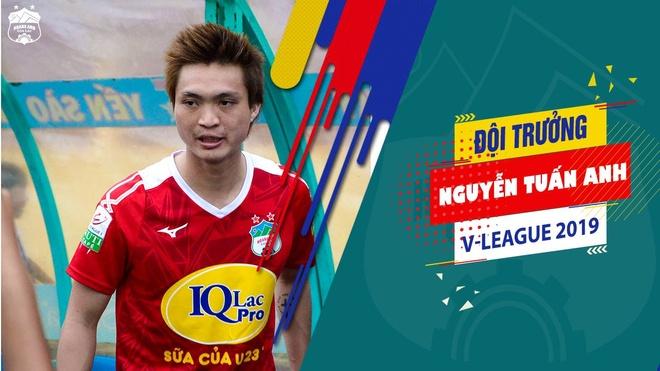 Tien ve Tuan Anh se tai xuat V.League 2019 vao ngay mai hinh anh 2
