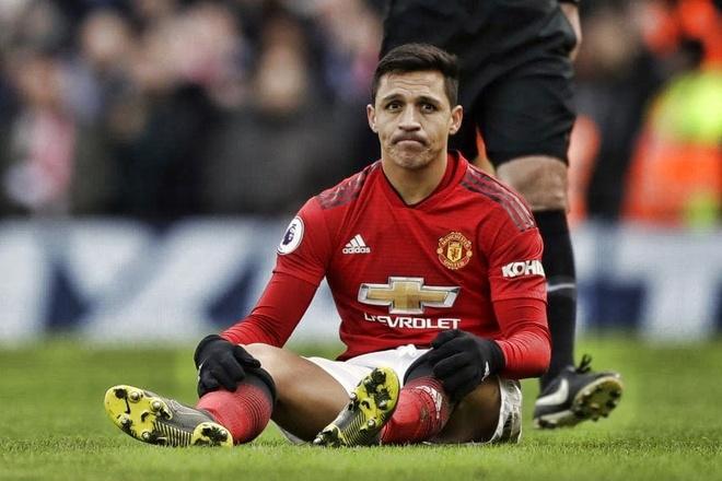 Sanchez duoc khuyen tro ve Arsenal sau khi the hien bac nhuoc o MU hinh anh