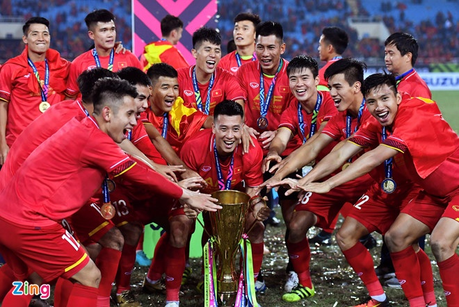 Tran tranh cup Viet Nam - Han Quoc khong the to chuc trong nam 2019 hinh anh 1