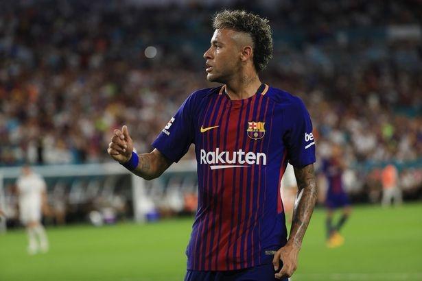 Neymar bi dieu tra thue vi khoan thuong nhap nhem voi Barcelona hinh anh 1