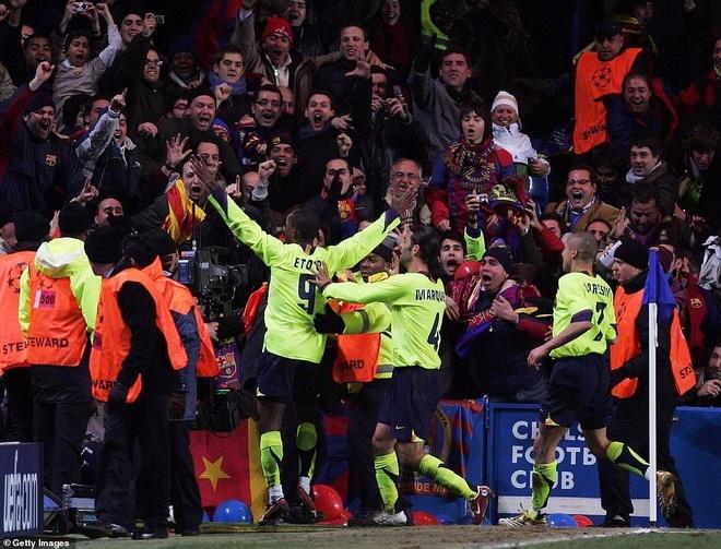 Mourinho tiet lo ho so phan tich cach khac che Messi nam 2006 hinh anh 3