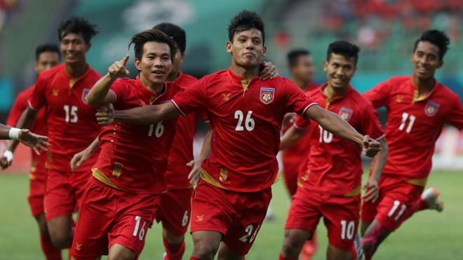 U23 Myanmar, Malaysia co loi the gianh ve vot du VCK chau A hinh anh 1