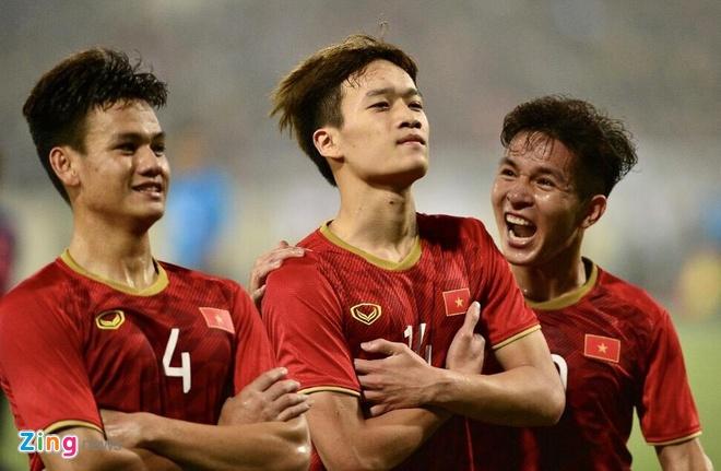 Viet Nam chinh thuc gianh ve den vong chung ket U23 chau A 2020 hinh anh 1