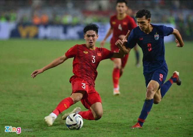 bao Thai Lan,  U23 Viet Nam,  U23 Thai Lan,  vong loai U23 chau A anh 1