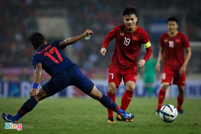 bong da Thai Lan,  U23 Thai Lan,  U23 Viet Nam,  vong chung ket U23 chau A anh 2