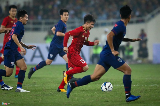bao Thai Lan,  doi tuyen Viet Nam,  King's Cup 2019,  doi tuyen Thai Lan anh 2