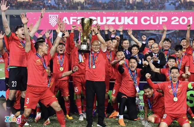 bao Thai Lan,  doi tuyen Viet Nam,  King's Cup 2019,  doi tuyen Thai Lan anh 1