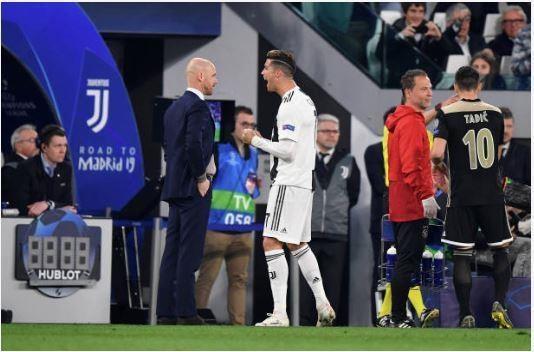 Thong ke te hai cua Ronaldo sau khi bi loai khoi Champions League hinh anh 1