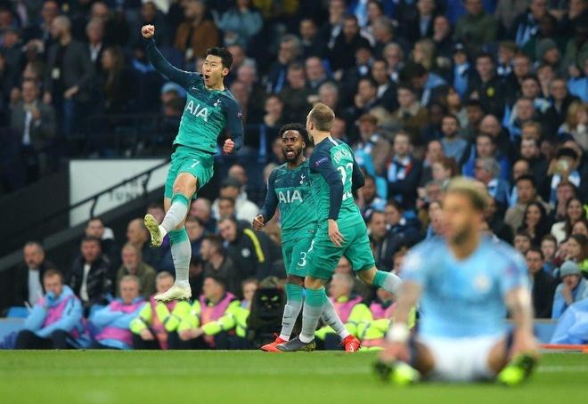 Berbatov: 'Tottenham co the vo dich chau Au nho Son Heung-min' hinh anh 1