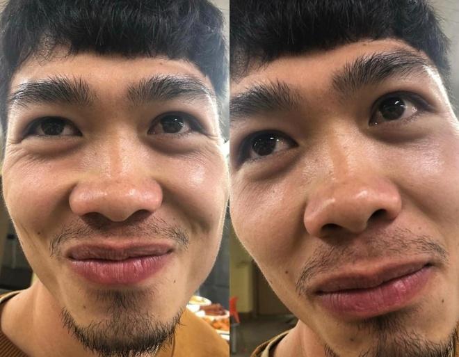 Cong Phuong phong tran trong loat anh 'da lau khong cao rau' hinh anh 1