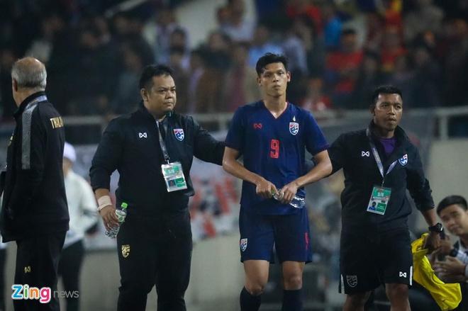 U23 Thai Lan thua nhan ton that khi cau thu dam Dinh Trong vang mat hinh anh 1