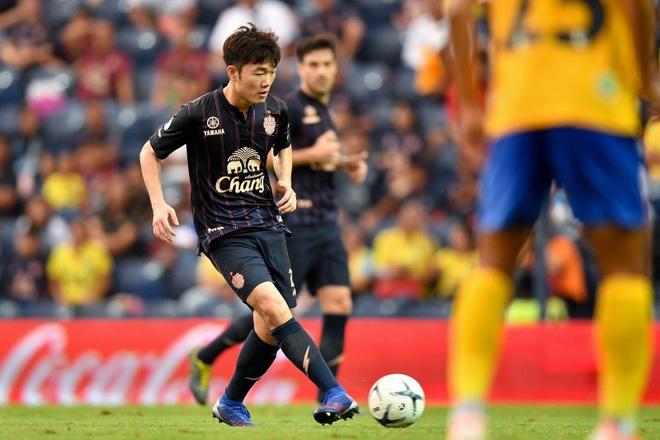 Xuan Truong lo chuyen bay den Han Quoc da AFC Champions League hinh anh 1