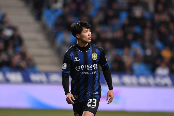 Cong Phuong,  doi tuyen Viet Nam,  bao Han Quoc,  Incheon United,  K.League anh 2