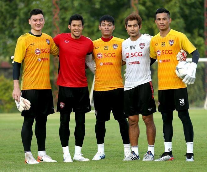 Thu mon so mot Thai Lan hen dau tay doi voi Van Lam o King's Cup hinh anh 1