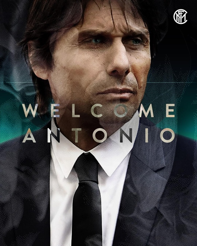 Antonio Conte tro thanh tan HLV Inter Milan hinh anh 1