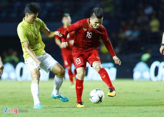 Tuyển Việt Nam được thưởng nóng sau trận thắng kịch tính Thái Lan